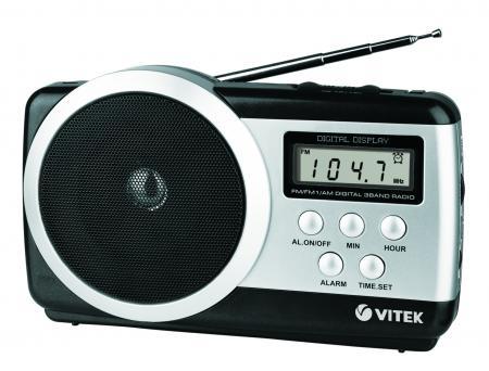 Радиоприемники VITEK